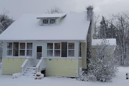 Cozy Ski House - Haines Falls - Talo