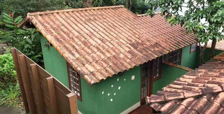 Chalé (nº 05) bucólico em Itacoatiara