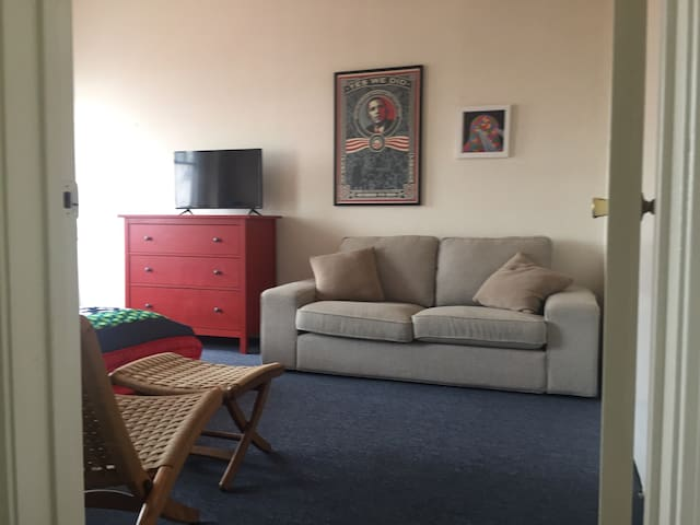 Sunny Studio in Uptown Oakland! - Oakland - Apartment