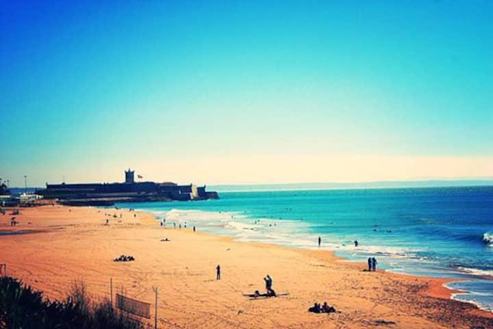 Beach apartment- Everything near you
