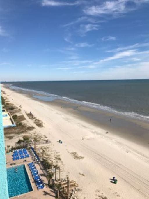 2 Bedroom 2 Bath Oceanfront Condo In Myrtle Beach South Carolina Vereinigte Staaten