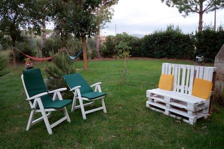 Appartamento in casale nel verde della Maremma
