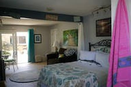 Priv. studio,1blk bch PET FRIENDLY - Newport Beach