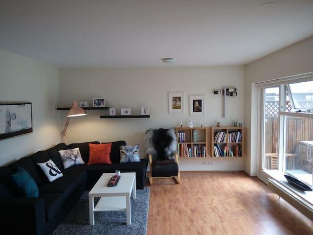 Excellent 2 bedroom apartment in Reykjavik - Reykjavík - Apartament
