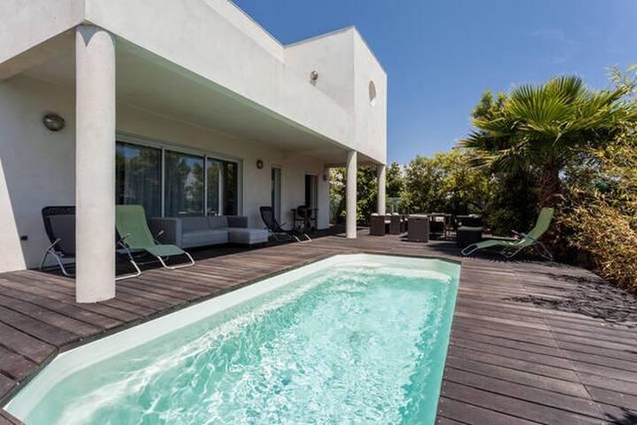 Villa bord de mer - Sète - Villa