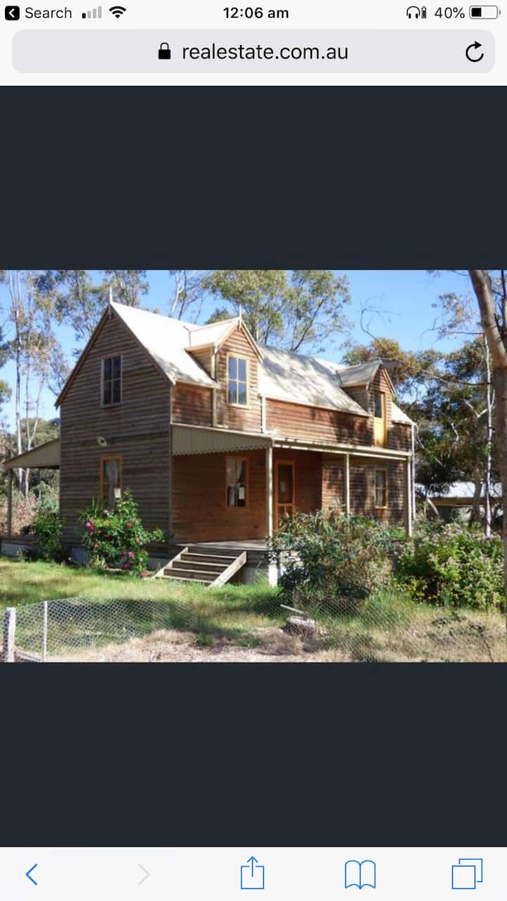 Grampians escape - two story house - sleeps 6