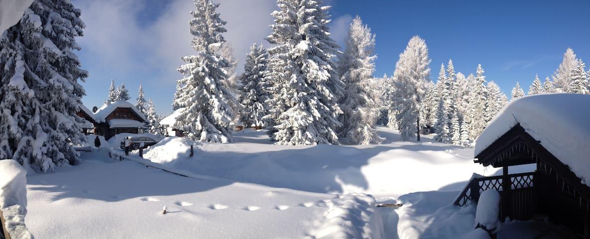 Wohlfühloase - Skigebiet Gerlitze