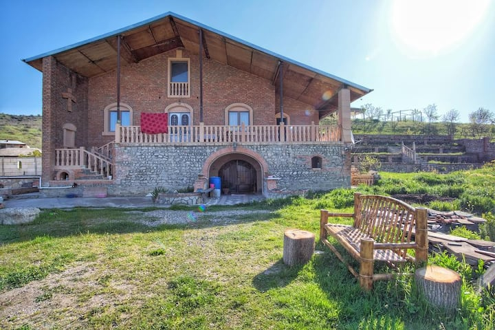 Village house in Kakheti region 2