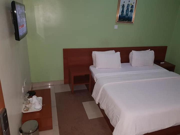 Ozom Hotel - Deluxe Room