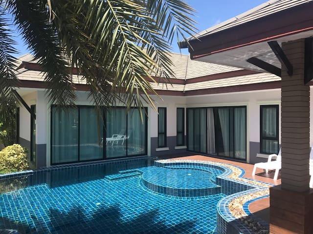 """Villa By """"Baan Dusit Pattaya Lake"""""""