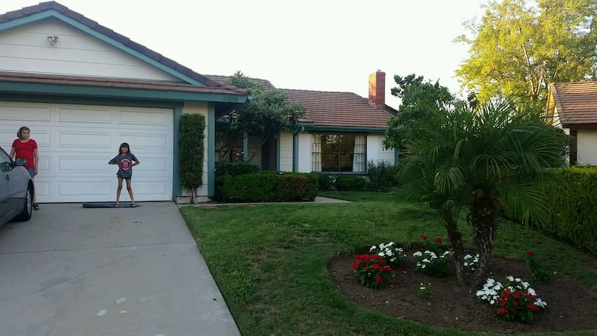 Quiet Neighborhood, Family Home - San Dimas - Casa