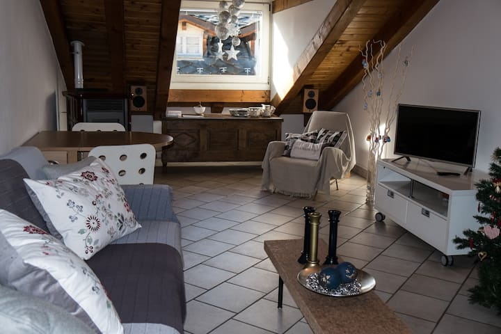 Apartment in the heart of Aosta