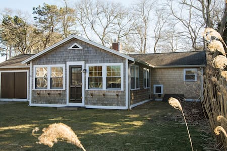 Five Bedroom Old Cape Cod Style Petite Compound - Harwich - Hus