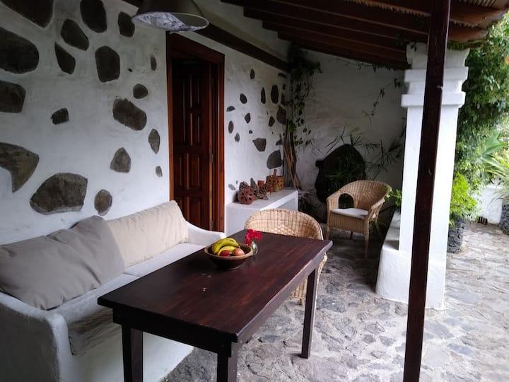 Lauschiges Plätzchen in Valle Gran Rey