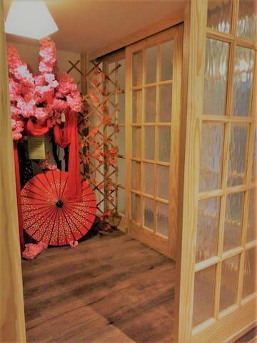 肥天鵝之家-日式和室