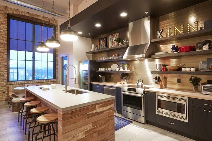 Kinn Suite #5 - Milwaukee - Boutique-hotel