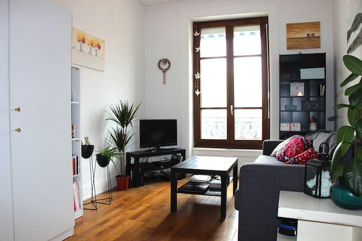 Joli appartement au calme, à Masséna