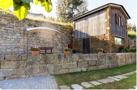 Espigueiro da Casada - Douro-Tal von LW