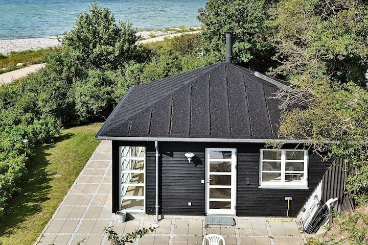 Quaint Holiday Home in Martofte with Sea View