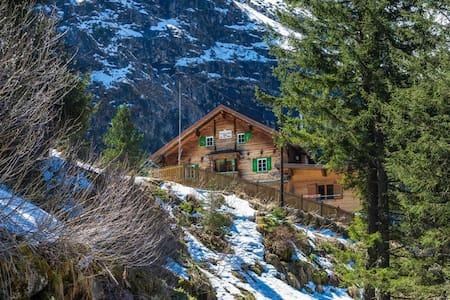 GrawandHütte - Mayrhofen - Bed & Breakfast