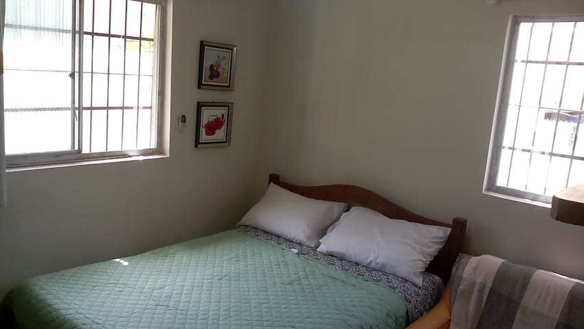 Furnished Bdr near HC-Hospital UFPE and UFRPE (#2) - Recife - Leilighet