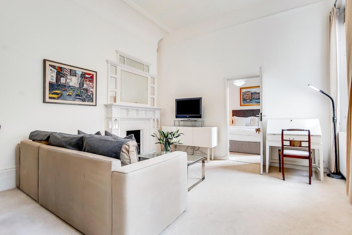 airbnb high street kensington