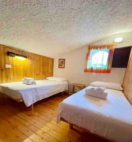 Bedroom 2 - seconda camera da letto