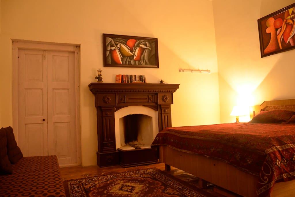 Cottage 1:Bed Room 2