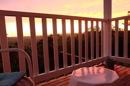 Casa Byron - Byron Bay Hinterland, Pet Friendly - Byron Bay - Srub