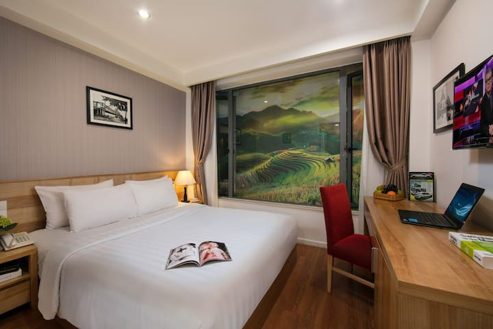 Cosy Old Town Hotel Double Bed+Breakfast