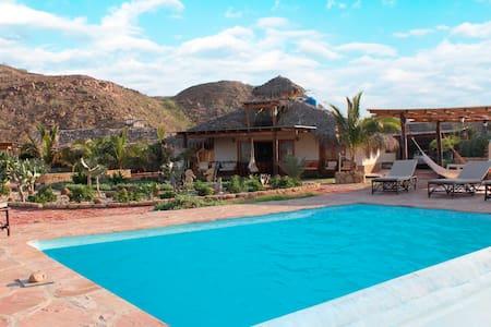 Casa de playa Vichayo - Ocean View