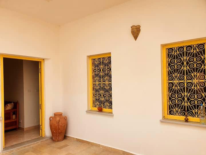 Dar al-Ikhwa, au cœur de la médina de Bizerte