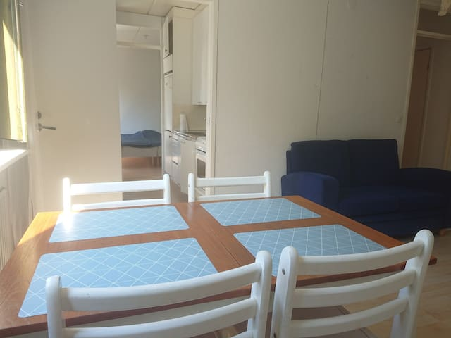 Nice apartment 2 rooms 43m2