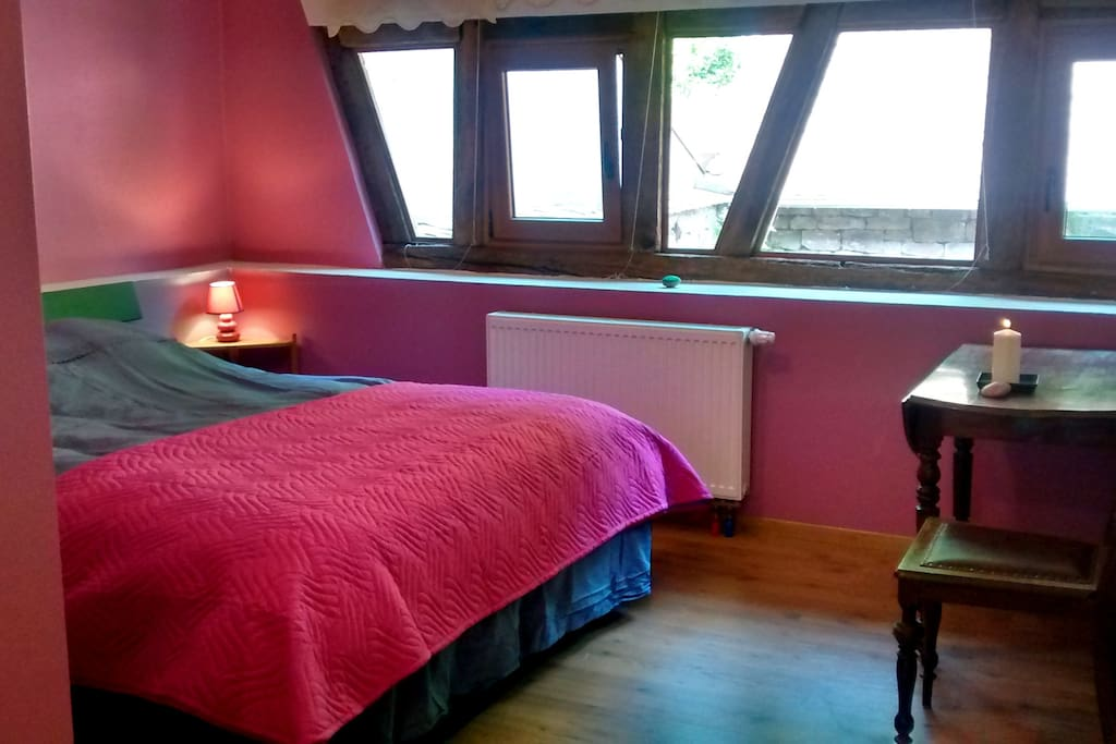 Chambre d 39 h tes tendresse 2p guesthouses for rent in for Chambre d hotes ardennes