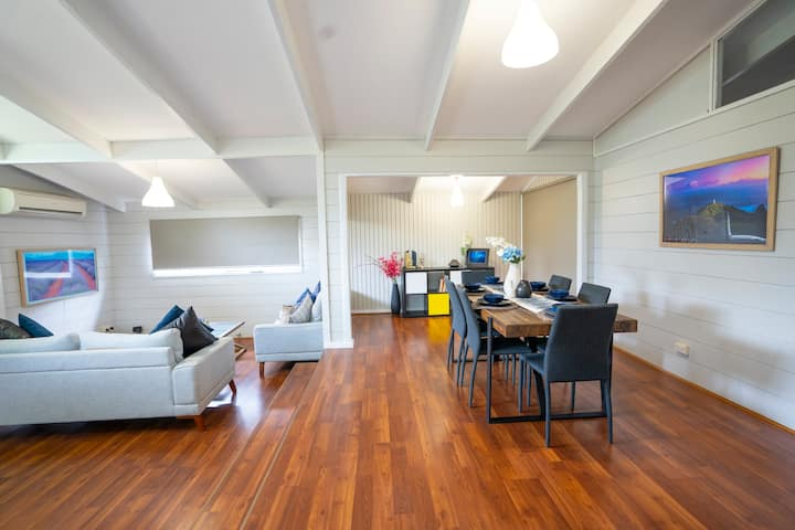 3bedroom house in Bairnsdale town upto 3months