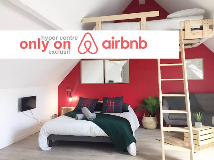 D4 Residence BNB FITNESS LOFTY - 2 people
