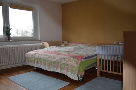 Familien 3 Zimmer Wohnung mit Gatren und Tarrase - Wendelstein - Leilighet