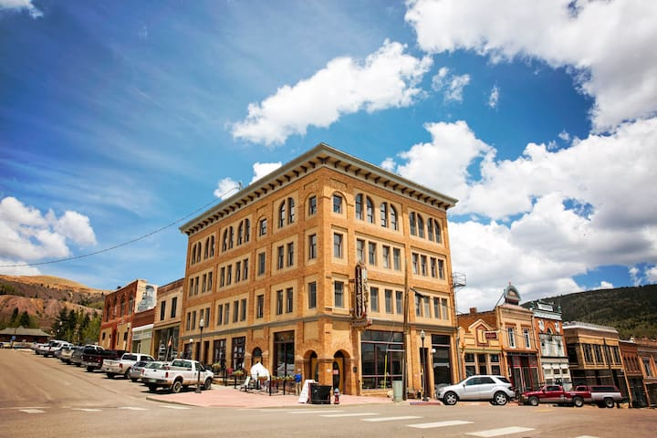 Come experience a piece of Colorado's rich history