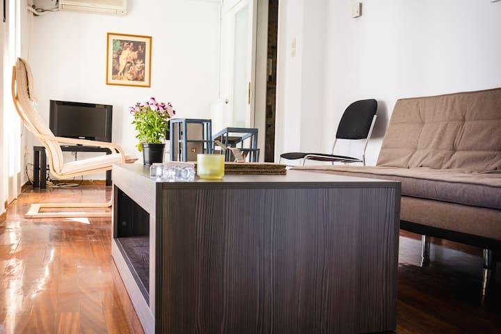 Βολικό διαμέρισμα - μεζονέτα
