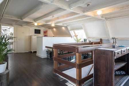 Penthouse with rooftop nearby beach - Den Haag