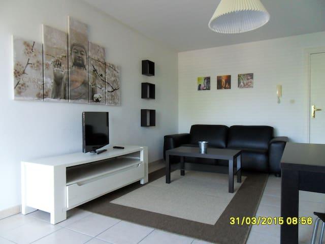 F2 de 40 m2 avec piscine - Montpellier - Wohnung