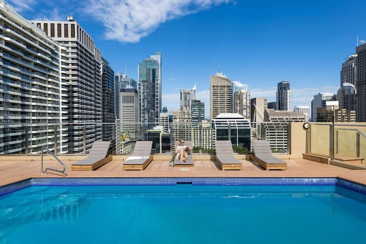 Hotel Studio Suite & Full Amenities In Sydney CBD