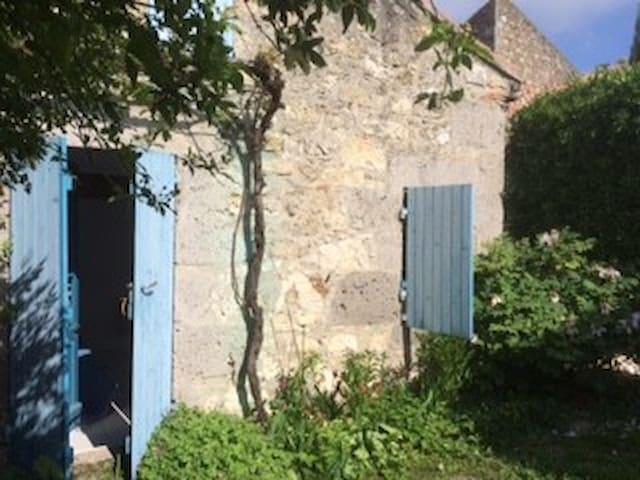 La Chambre Bleue - Montagnac-sur-Auvignon - Rumah