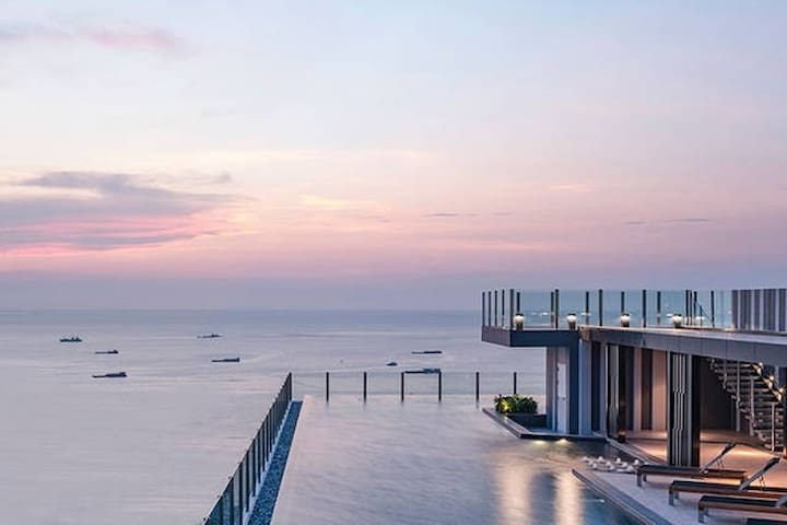 #3 The Base condo 300 meters to Pattaya beach - Muang Pattaya - Daire