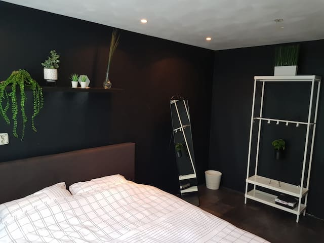 Deluxe private ground floor home near Amsterdam