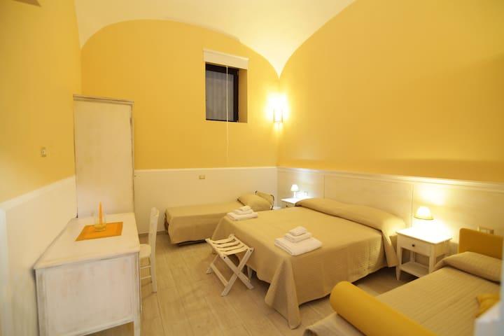 B&B&Garden2 Oplontis Amalfi coast Vesuvius&Pompeii - Torre Annunziata - Villa