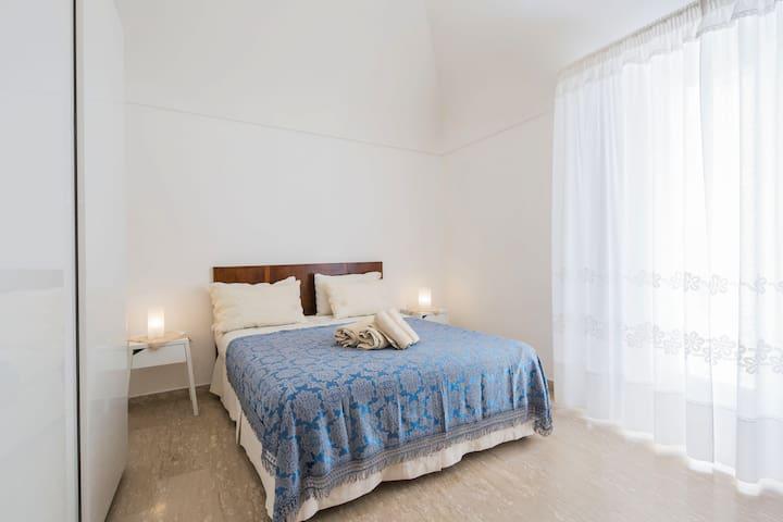 Bedroom CAMERELLE HOUSE Atrani ⁐ Near Beach ⁐ W/Terrace