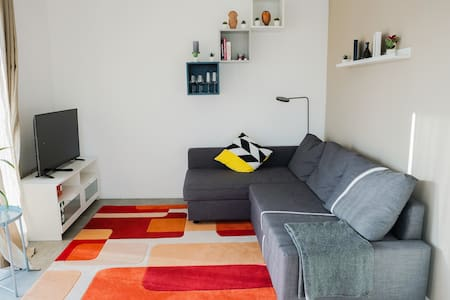 #5 Cozy apartment for 2+2 persons (2 ROOMS!)