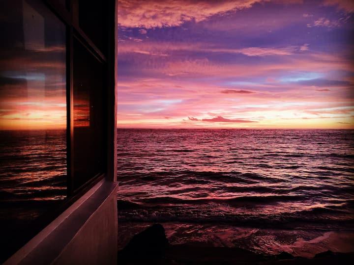 Oceanfront Home w/Sunrise Views/Sandy Beach/AC 30d