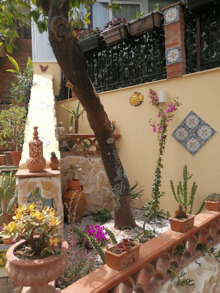 Casa donna Fiorella tipica siciliana